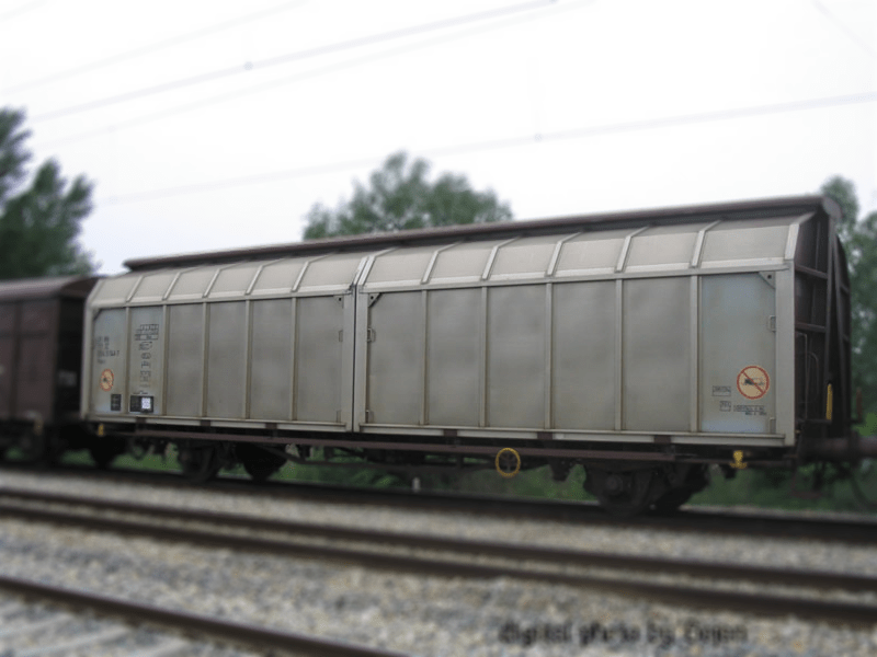 Special covered wagons